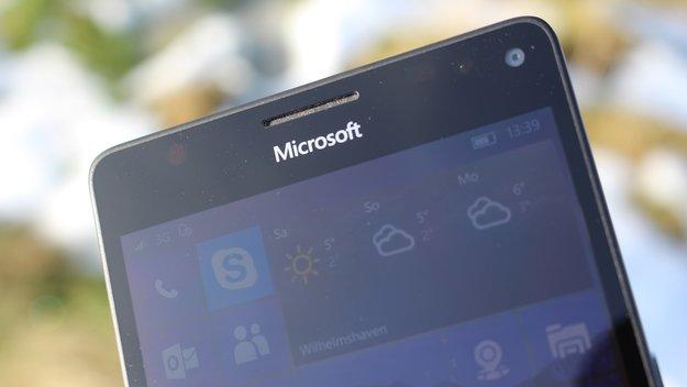 """Microsoft Lumia 950 (XL): """"Double Tap to Wake""""-Update veröffentlicht (Update)"""