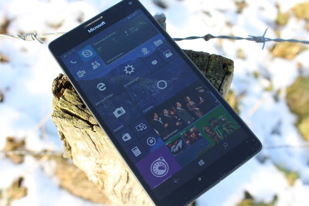 Microsoft Lumia 950 XL Test_13