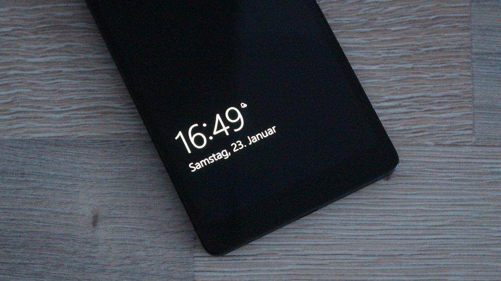 Microsoft Lumia 950 XL Test_14