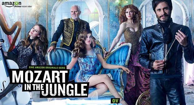 Mozart in the Jungle Artikelbild