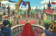 Ni No Kuni 2: Neuer Trailer...