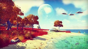 No Man's Sky: Day-One-Patch bringt massive Änderungen