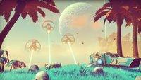 No Man's Sky: Systemanforderungen für den Survival-Explorer