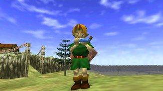 The Legend of Zelda - Ocarina of Time: Dieser Streamer verwendet eine Okarina als Controller