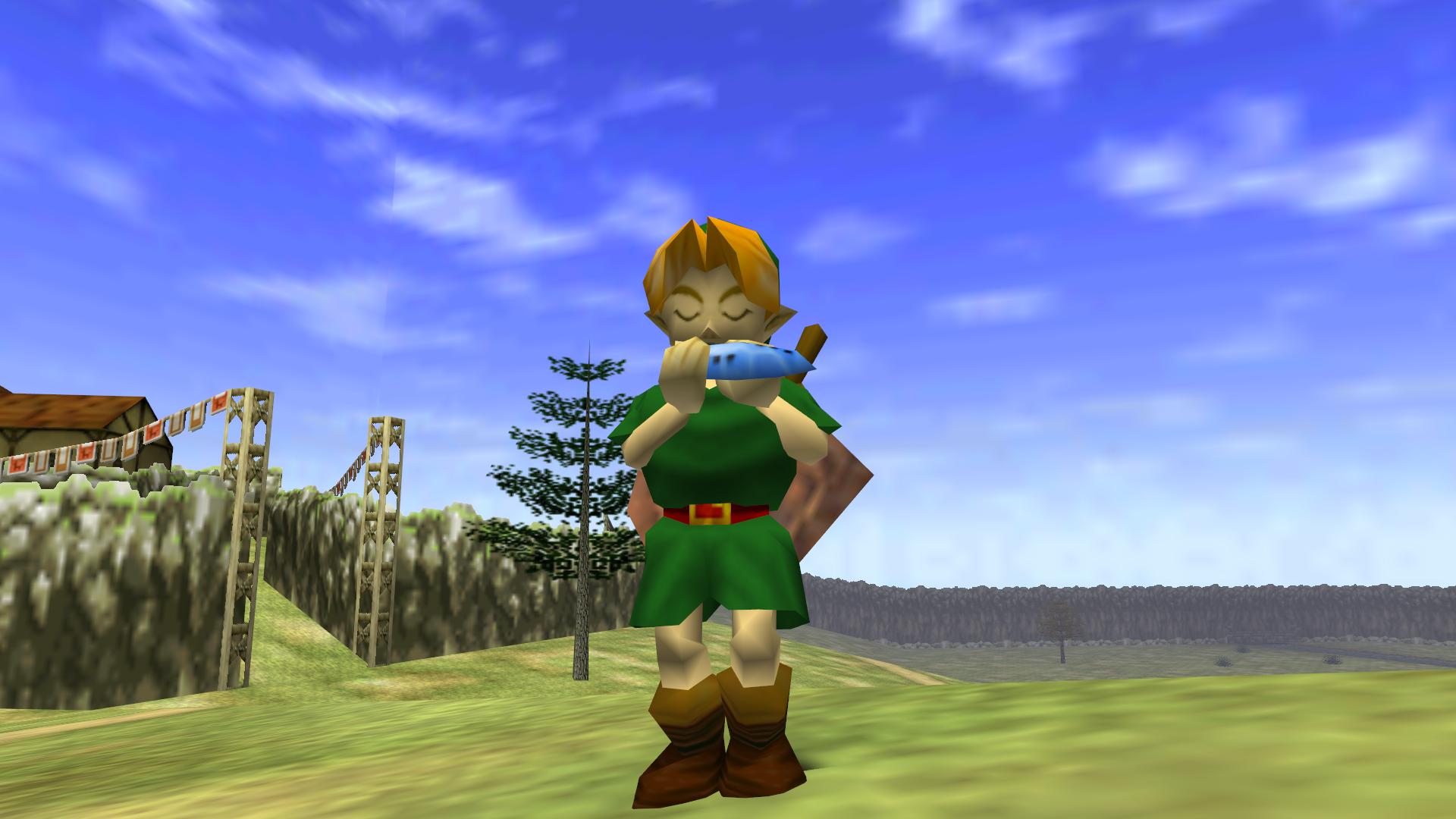 Legend Of Zelda Ocarina Of Time Pc Kostenlos Downloaden