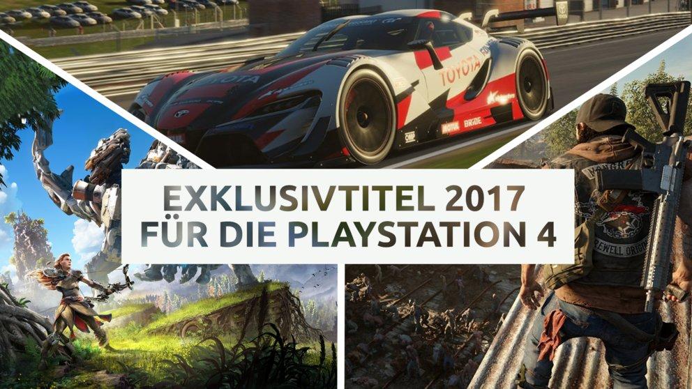 PlayStation 4-Spiele 2017: Die große Liste der Exklusivtitel