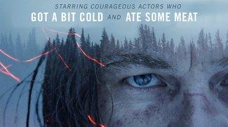 Oscars 2016: Wenn Film-Poster die Wahrheit sagen würden