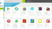 Google Play Store: 8 alternative Android-Appstores