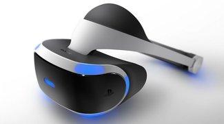PlayStation VR: Erscheint das VR-Headset erst im Herbst?