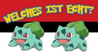 Pokémon-Quiz: Erkennst du die Doppelgänger?