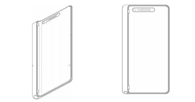 Samsung lässt Schutzhülle mit integriertem S-Pen patentieren
