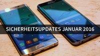 Samsung: Sicherheits-Updates für aktuelle Topmodelle angekündigt