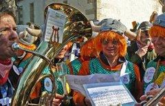 Karneval 2016: Rosenmontagszug...