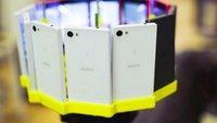 12 Sony Xperia Z5 Compact drehen 360 Grad-Video in 4K-Auflösung