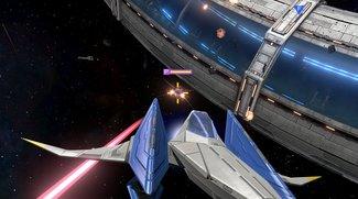 Star Fox Zero: Hier seht ihr den neuen Gameplay-Trailer