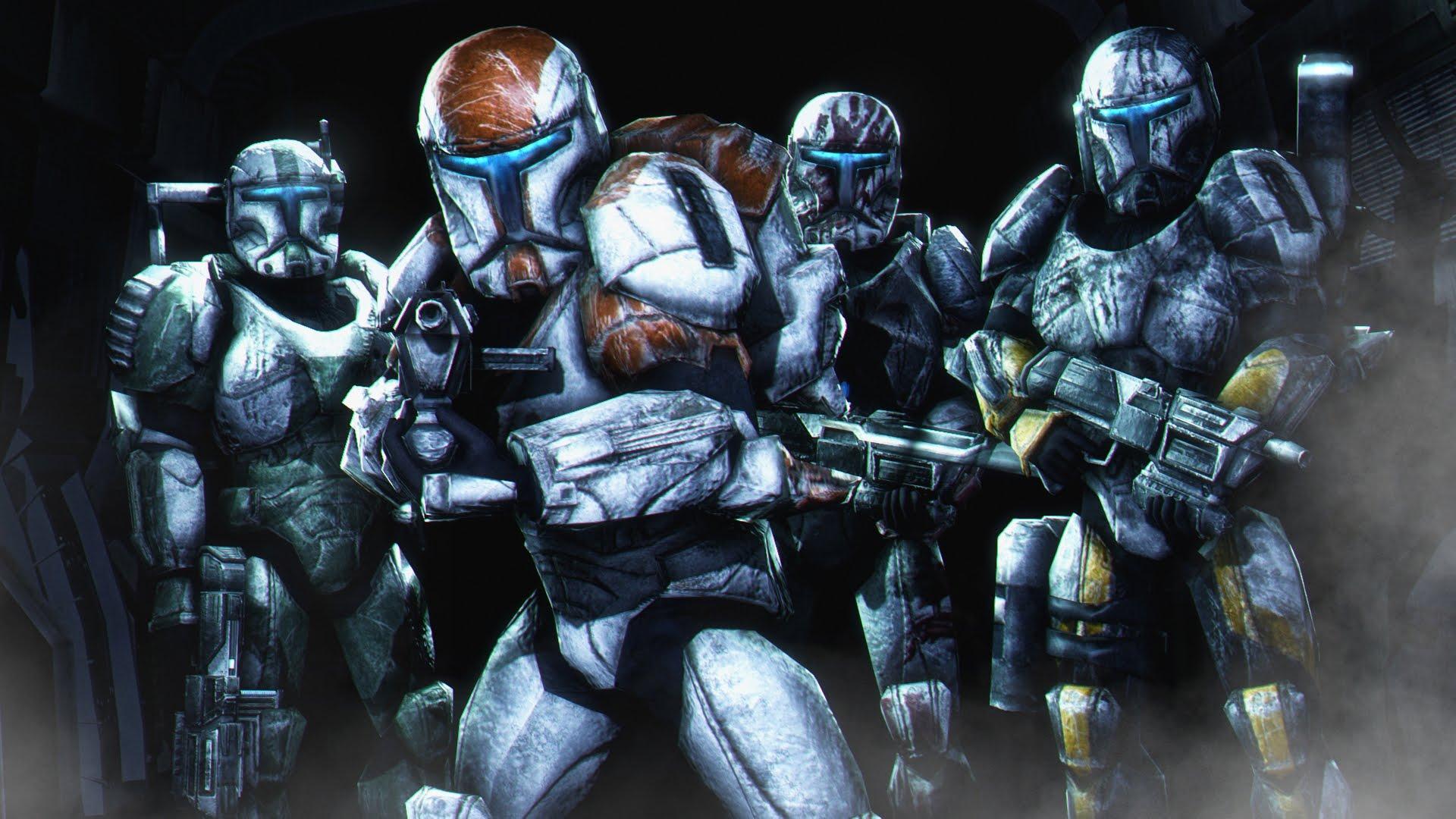 Star Wars Republic Commando Wird Auf Der E3 Ein Nachfolger