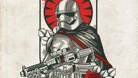 Diese Star Wars 7 Old School Tattoos sind ganz großes Kino