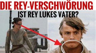 Rey ist Lukes Vater: Und 5 weitere Fan-Theorien, die sich außer uns noch niemand ausgedacht hat (Mega-Spoiler)