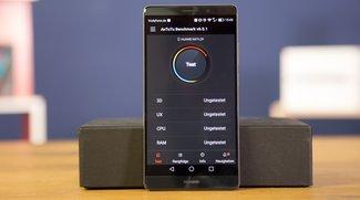 Huawei Mate 8 gegen iPhone 6s und Galaxy S6 edge im Benchmark-Vergleich [Video]