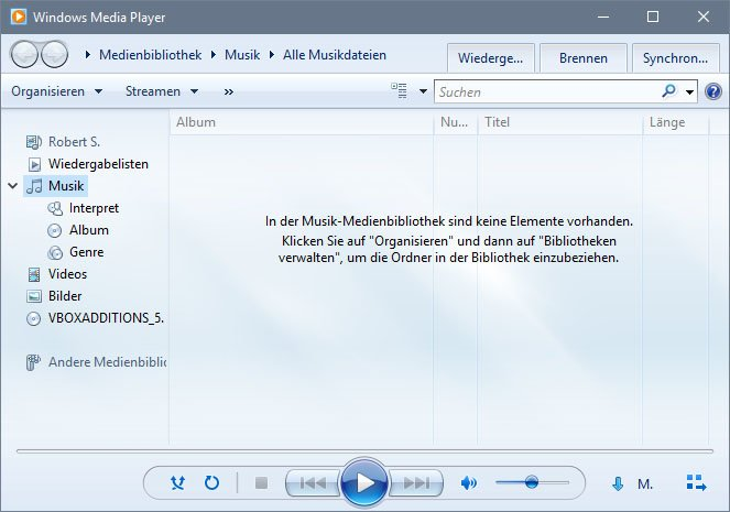 Windows 10: Der Media Player fehlt standardmäßig in N- und KN-Editionen.