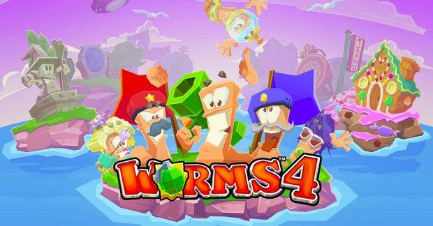 Worms 4 für Android: Strategie-Klassiker im neuen Gewand veröffentlicht