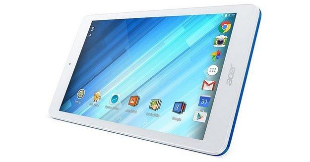 Acer Iconia One 8: Kinderfreundliches Tablet für 99 US-Dollar vorgestellt [CES 2016]