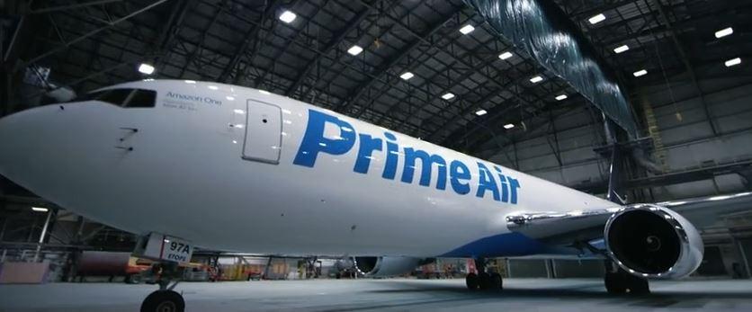 Amazon Flugzeug