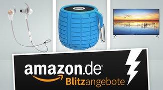 Hisense 4k-Fernseher, Bluetooth-Lautsprecher und Wireless-Kopfhörer in den Amazon-Blitzangeboten