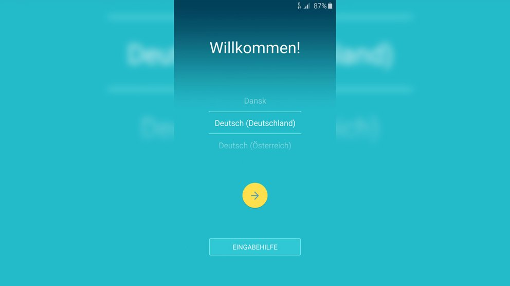 Smartphone und Tablet einrichten für Anfänger: Erste Schritte mit dem Android-Gerät