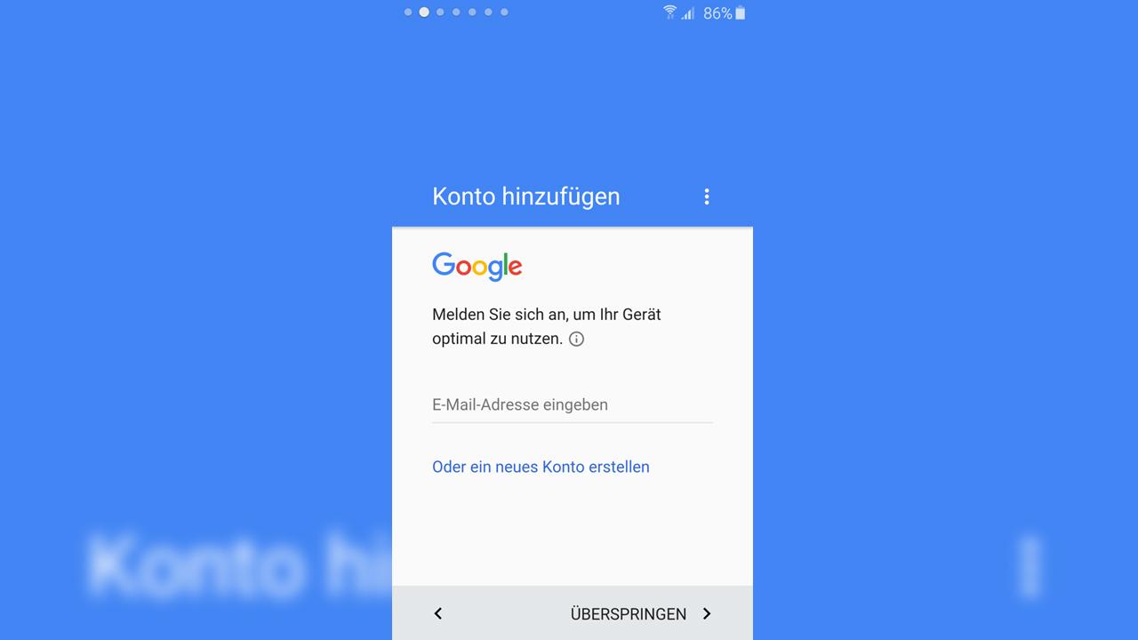 smartphone und tablet einrichten f r anf nger erste schritte mit dem android ger t giga. Black Bedroom Furniture Sets. Home Design Ideas