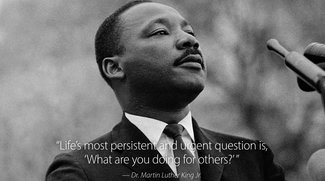 Apple ehrt erneut Martin Luther King