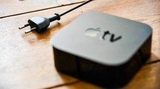 Apple TV ausschalten, so gehts