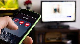 iPhone per WLAN mit Fernseher verbinden – so geht's (Apple TV, HDMI, AV Composite)