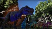 ARK - Survival Evolved: Kleidung und Dinos färben - So geht's