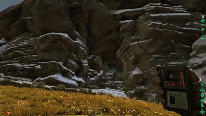 ARK - Survival Evolved: alle Höhlen auf der Karte (Update: Scorched