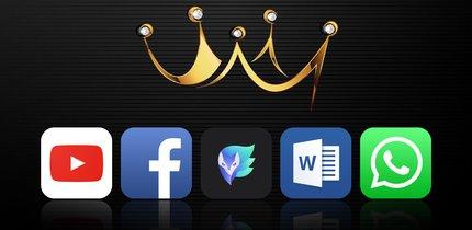 Die besten Apps für Smartphone und Tablet (Android, iPhone, iPad)
