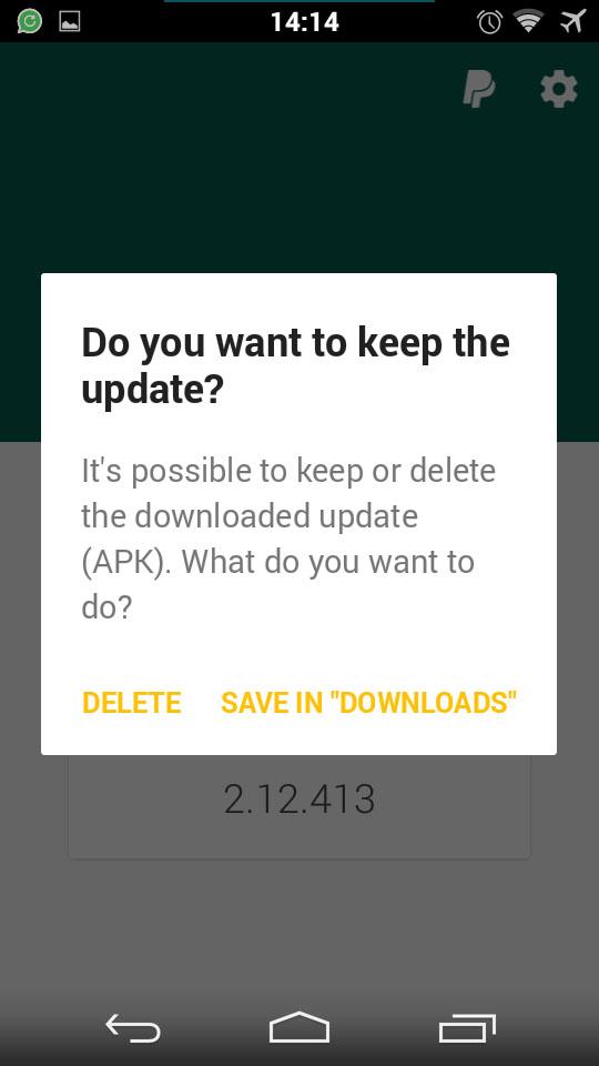 whatsapp apk download neueste version