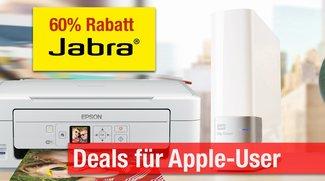 Blitzangebote und CyberSale: WD-NAS (3TB) nur 133 Euro, 60% Rabatt auf Jabra, AirPrint-Drucker u.v.m. zum Bestpreis