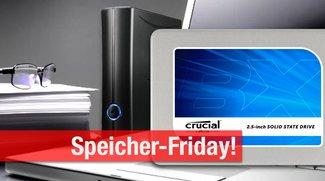 Blitzangebote: Heute SSDs, externe Festplatten u.v.m. vergünstigt zum Bestpreis