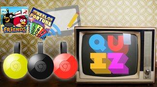 Chromecast-Spiele: Top-Games für den Streaming-Stick