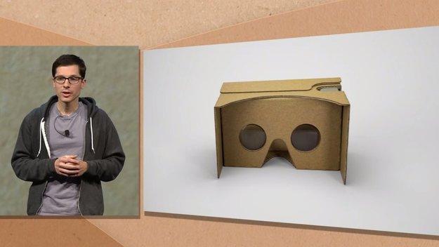 Google: Virtual Reality-Abteilung ins Leben gerufen