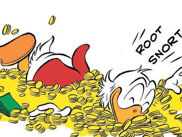 Wie wird man reich? Eine Anleitung in 10 Schritten