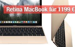 Saturn Super Sunday:<b> MacBook mit Retina Display für 1199 €, Galaxy S6 Edge und mehr</b></b>