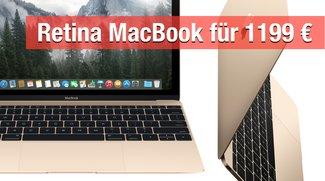 Saturn Super Sunday: MacBook mit Retina Display für 1199 €, Galaxy S6 Edge und mehr