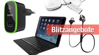 Blitzangebote: USB-Stick, Bluetooth-Kopfhörer, ZAGG Folio für das iPad Air 2
