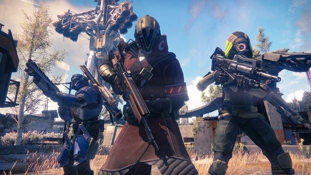 Destiny: So entstand der Sound des Shooters - mit Video