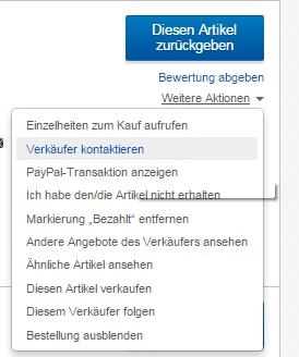 ebay paypal transaktion abbrechen