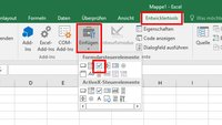 Excel: Checkbox einfügen, vergrößern & Status abfragen – so geht's