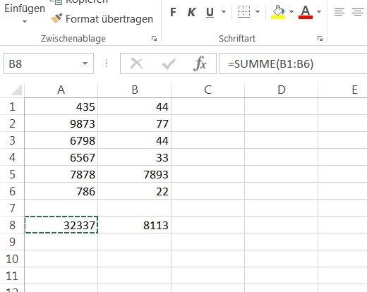 Arbeitsblätter Excel Kopieren : Excel formel kopieren übertragen leicht gemacht giga