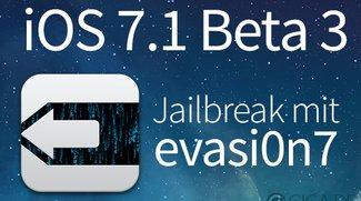 evasi0n 7 für iOS 7.1 Beta 3: Inoffizeller Jailbreak veröffentlicht